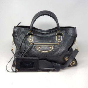 Authentic Balenciaga Classic City Shoulder Bag